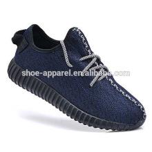 nouveau tissu à tricoter yee chaussures de sport sneaker chaussures de course