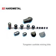 Hartmetall-Bergbau-Knöpfe Bohrer-Bergbau-Werkzeuge