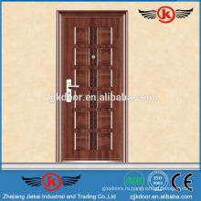 JK-S9027 Современная стальная дверь для дверей с дверью