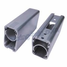 Alumínio Extrusão Alumínio Habitação CNC Usinagem para E-Cigarro
