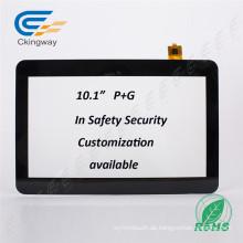"""Ckingway 10.1 """"Projektion kapazitiver Touch Panel Bildschirm für medizinische Industrie"""