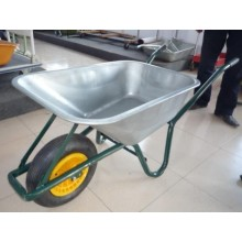 Heavy Loading Strong Horticulture Wheel Barrow Hand Trolley Wb6414t