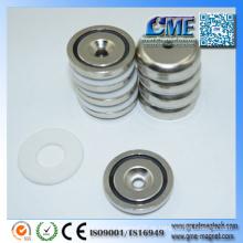 Metalle betroffen von Magneten Magnete stärker als Neodym