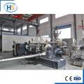 Nouvelle machine d'extrusion de deux étapes pour le mélange principal de remplisseur de PE
