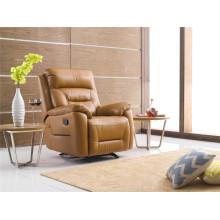 Living Room Sofa with Modern Genuine Leather Sofa Set (782)