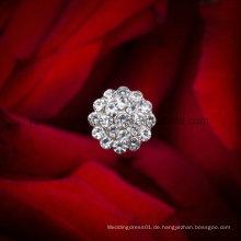 Hochzeits-Blumenschmucksache-Verzierung Brautstrauß-Schmucksache-Pin