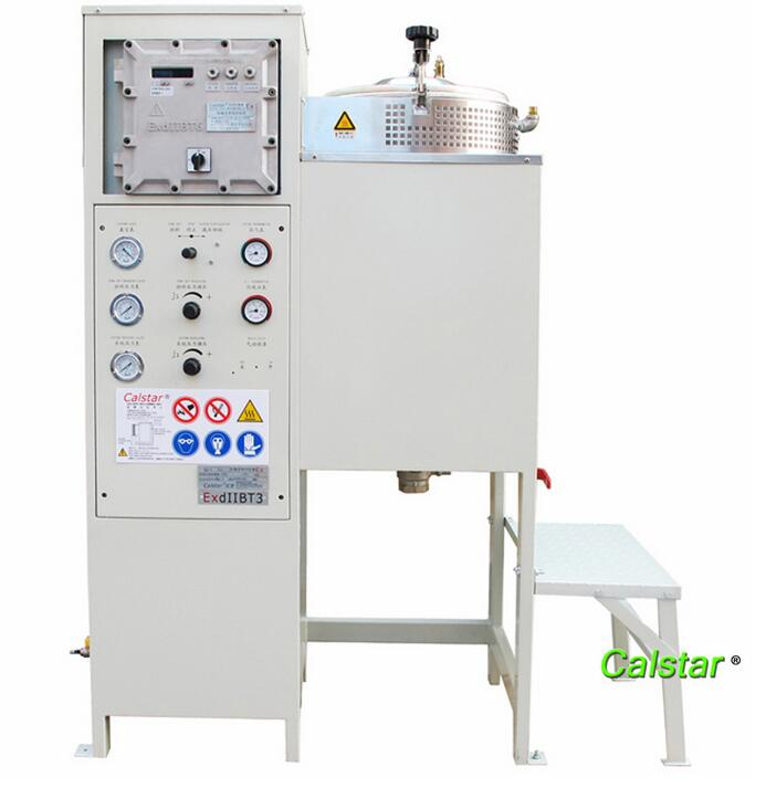 Automatic Thinner Solvent Distillation Equipment