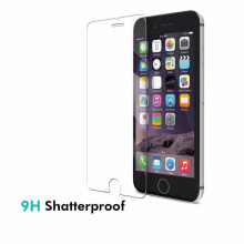 Venta al por mayor de cristal templado protector de pantalla para iPhone 6 7 Plus