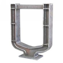 Custom MIG Welding Parts with Steel