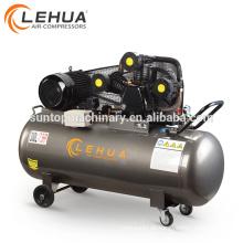 7.5hp 500l 900l / min großer Kolbenluftkompressor