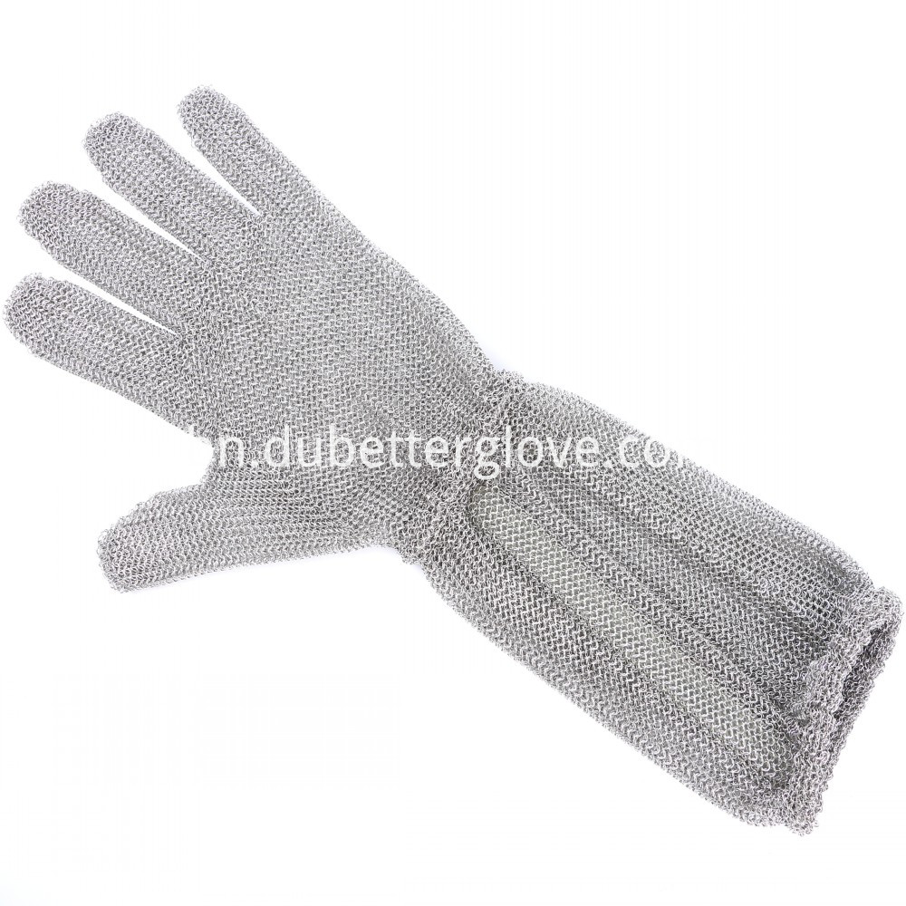 Stainless Steel Mesh Gloves 2