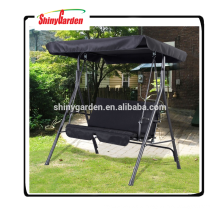 Outdoor Canopy Veranda Swing Patio Bank Gartenschaukel Stuhl mit Swing Top Cover