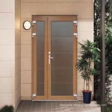 Modern new style aluminum casement doors