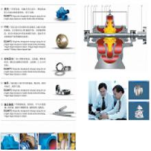 Pompe à eau à double aspiration pour pompe chimique