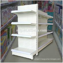 Single/Double Side Display Racks Supermarket/Wholesale Convenience/Drug Store Goods Shelf