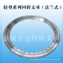 WD-231.20.0844 Light Type Flange Slewing Ring for liquid filling machinery