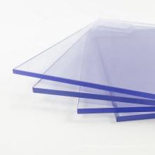2mm 3mm 5mm super clear transparent rigid PVC sheet