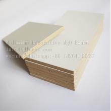 decorative board laminated with melamine-impregnated paper
