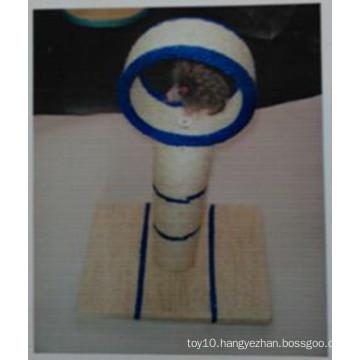 Sisal Pillar, Cat Supply, Cat Toys