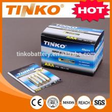 dry alkaline battery LR03