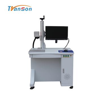 Máquina de gravura 20W 30W 50W100W da marcação do laser da fibra