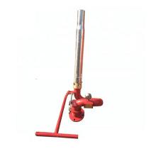 PL24~100 type water foam monitor solas firefight water monitor