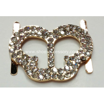 Metal Rhinestone Buckles, Shoe Accessories, Hats Decor, Clothes Accessories
