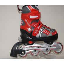 Inline Skate com ajustável e luz (YV-6065)