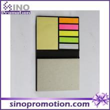 Kundenspezifische preiswerte Qualitäts-Hardcover klebrige Anmerkungs-Auflage