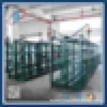 Effect chart of standard drawer mold rack