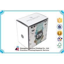 Embalaje de Pharmaceutil / caja de embalaje de papel o plástico con impresión a todo color