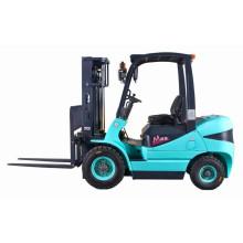 Capacidade da empilhadeira a diesel 3500 kg várias cores