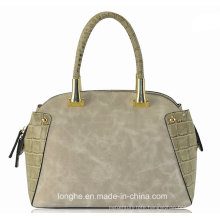 Hot Sale Low Price Manufacturer Handbag for Lady (ZXE1204)