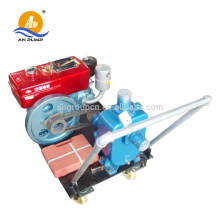 Trailer mount self priming Diesel pump