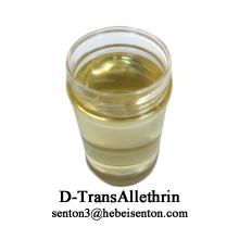 Control de plagas química D-allethrin 95% TC