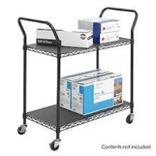 Pó Revestimento Office Hand Push Trolley (CJ753590A2C)