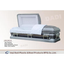 American Style Metal Coffin (16019019)