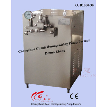 High Pressure Homogenizing Mixing Machine (gjb1000-30)