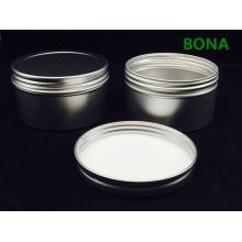 Frasco de 350ml de alumínio para embalagens de cosméticos