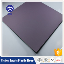 Professional sport floor plastic flooring table tennis pvc floor