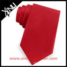 Lazo 100% de la corbata del poliéster de la microfibra