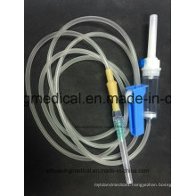 Dehp Free Safe Infusion Set with Ce/ISO