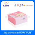 Подгонять дизайн логотипа мультфильм розовый печать бумага и мешок бумажного подарка Упаковывая