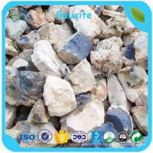 Refracoty Castables Cimento Refractário Base De Minério De Bauxita Para Forno E EAF