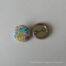 Botón de la lapiz de la impresión redonda (HY-MKT-0018)