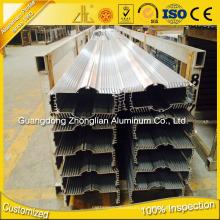 6063 6061 Dissipador de calor de alumínio de liga de alumínio