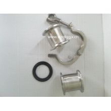 Sanitary Clamp Union Set (Clamp+Female Ferrule+Gasket)
