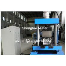 Qualitativ hochwertige & guten Preis Runde Profile Fallrohr/Fallrohr/Dachrinne/Röhre kalt Stahlrolle bilden Produktionsmaschine