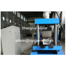 High Quality & Good Price Round Profiles Steel Downspout/Downpipe/Gutter/Tube Cold Roll Forming Making Machine