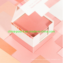Square Box Package Notes Paper Pad for Students Usage